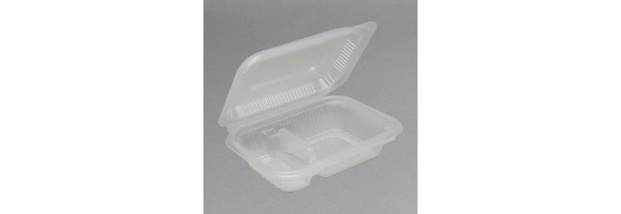 กล่องใส่อาหารพลาสติก